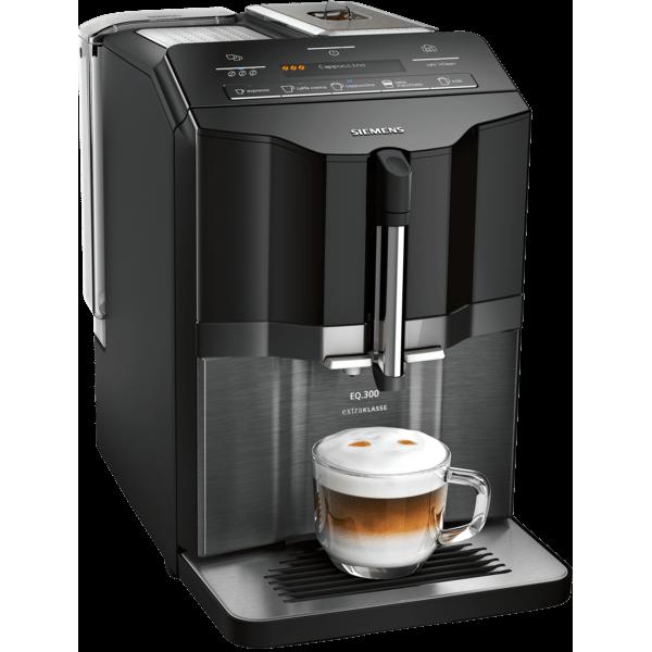 Espressomachine -volledig automatisch- Siemens EQ.300 TI355F09DE