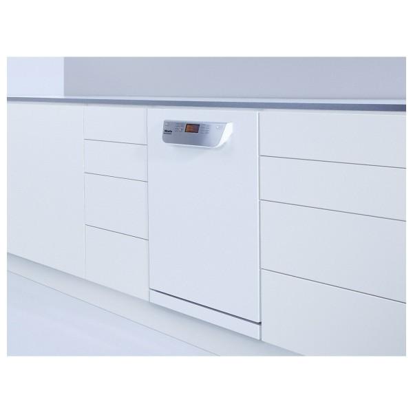 Afwasautomaat professioneel Miele PG 8055 U A/W WES met rekkenset wit