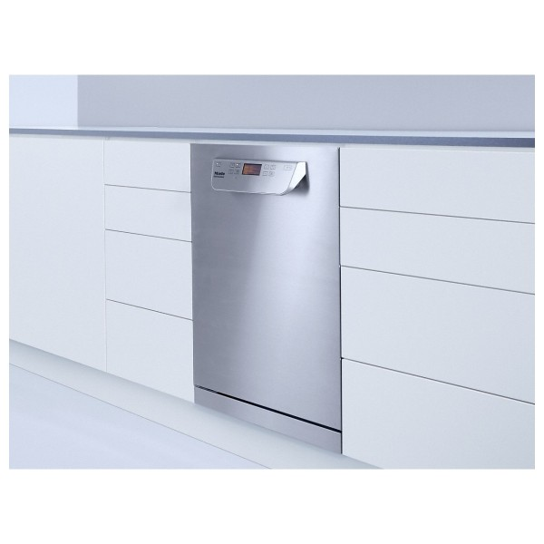 Afwasautomaat professioneel Miele PG 8055 U A/E WES met rekkenset RVS