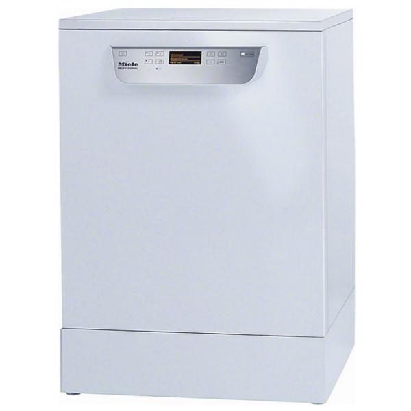 Afwasautomaat professioneel Miele PG 8055 NL vrijstaand / A/W WES met rekkenset wit