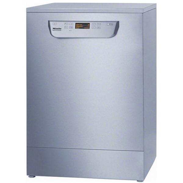 Afwasautomaat professioneel Miele PG 8055 NL vrijstaand / A/E WES met rekkenset RVS