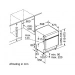 Geïntegreerde vaatwasser Bosch SMI25GS00N