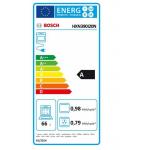 Gas-elektro fornuis Bosch HXN390I20N