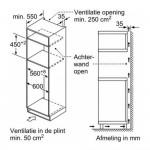 Combi magnetron Siemens iQ500 CM585AMS0