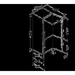 Koel-vries combinatie Liebherr CBN4835