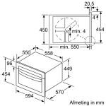 Combi magnetron Bosch CMA585MB0