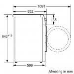 Condensdroger Siemens WT43N292NL