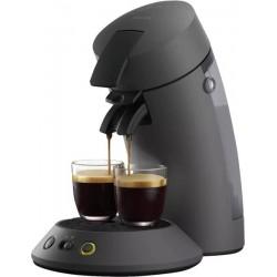 Koffiepadautomaat Philips Senseo CSA210/60  -  zwart-mat -