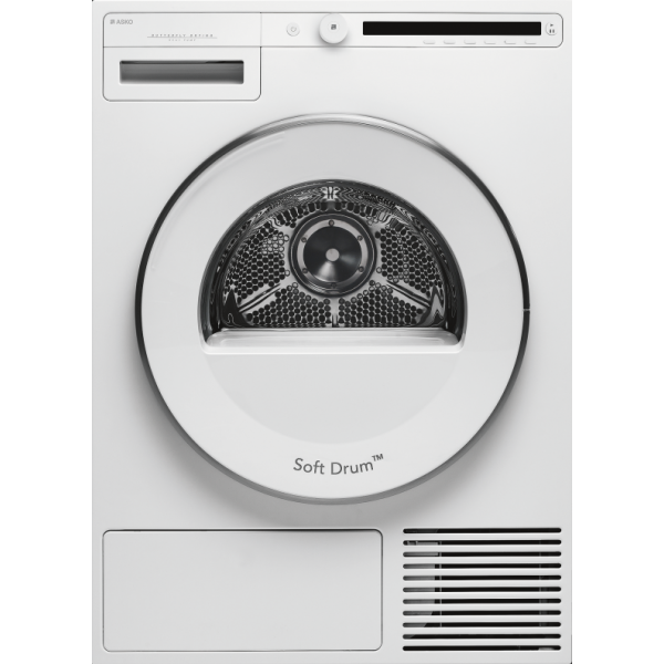 Warmtepompdroger ASKO T208H.W wit