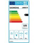 Afzuigunit Siemens iQ500 LB88574