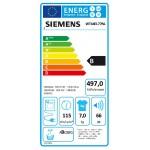 Condensdroger Siemens WT44E177NL